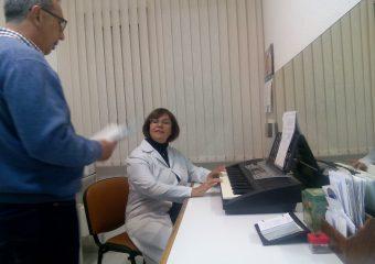 Médico especialista de Foniatría en Almería.